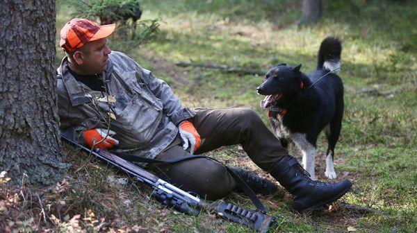Загонная охота на копытных прошла в Пружанском районе