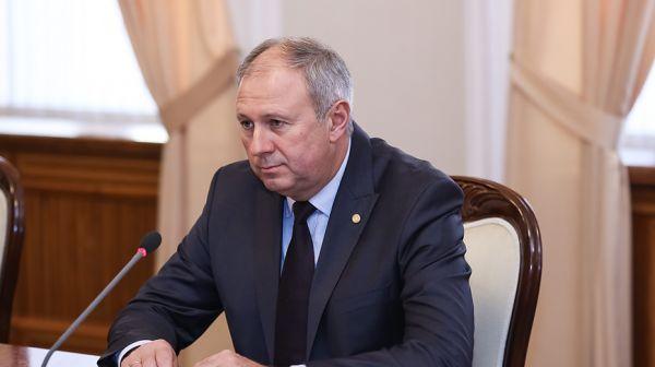 Румас встретился с губернатором Свердловской области