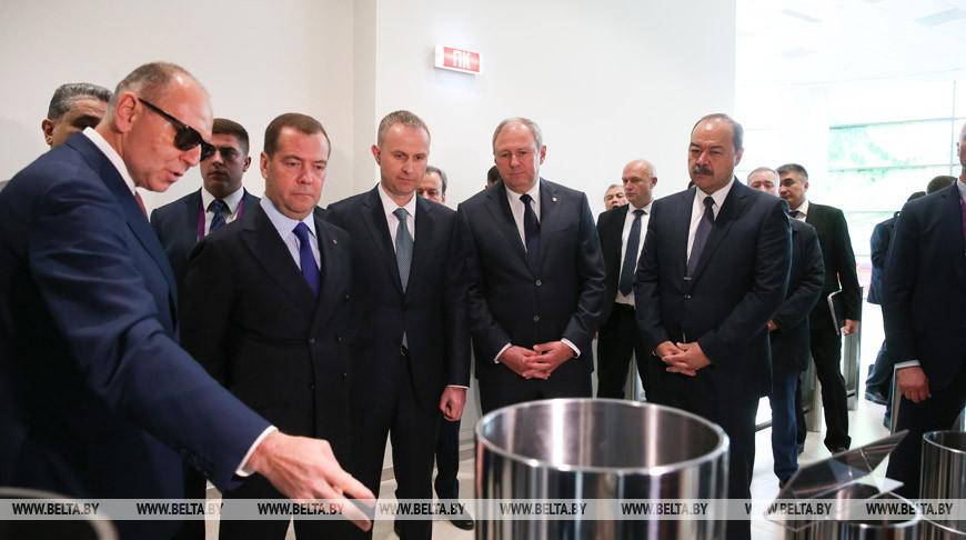 """Румас посетил инновационный центр """"Сколково"""""""