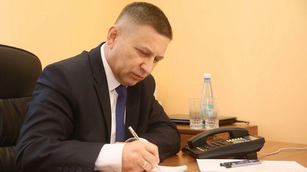 Лавринович провел прием граждан в агрогородке Поречье