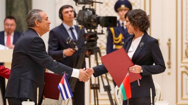 """БЕЛТА и """"Пренса Латина"""" подписали соглашение об обмене информацией"""