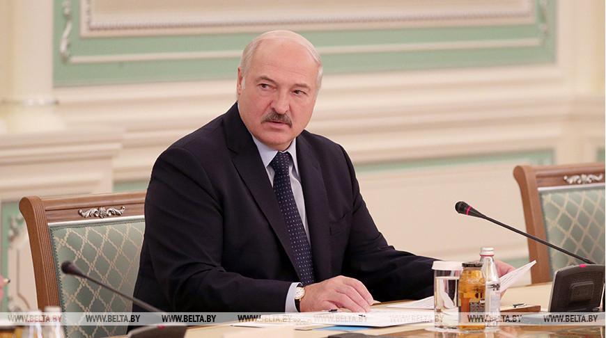 Лукашенко и Касым-Жомарт Токаев провели переговоры в расширенном формате