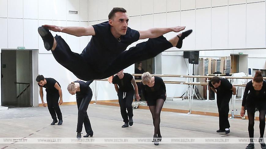 Государственному ансамблю танца Беларуси 60 лет