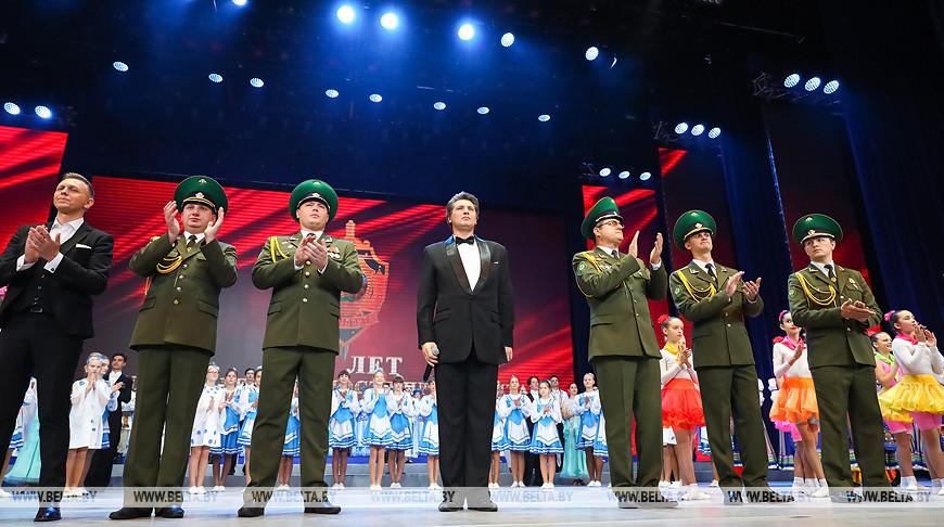 Служба безопасности Президента Беларуси отмечает 25 лет со дня основания