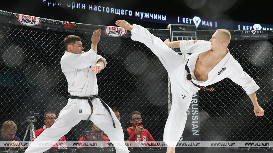 Фестиваль боевых искусств прошел в Минске