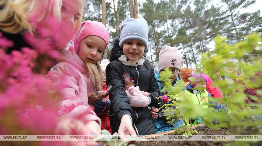 Творческие мастерские для детей с особенностями развития открылись в Вилейке