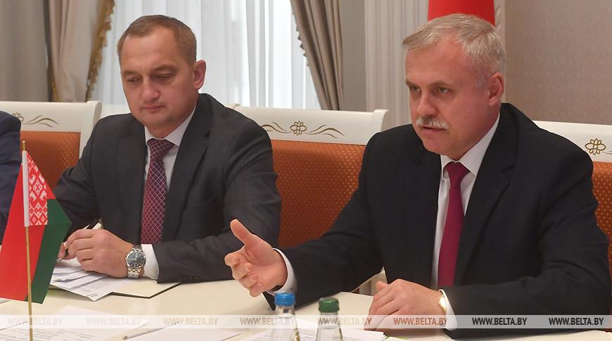 Беларусь и США обсуждают вопросы региональной безопасности
