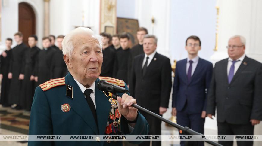 """Акция """"Во славу общей Победы!"""" прошла в Витебске"""