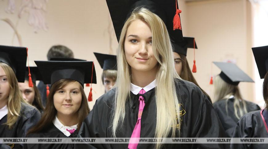 Лицеисты из Речицы победили в республиканском конкурсе на лучшую организацию шестого школьного дня