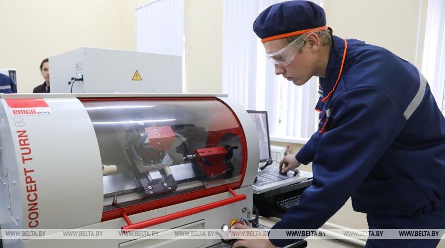 Ресурсный центр машиностроительного профиля открылся в Орше