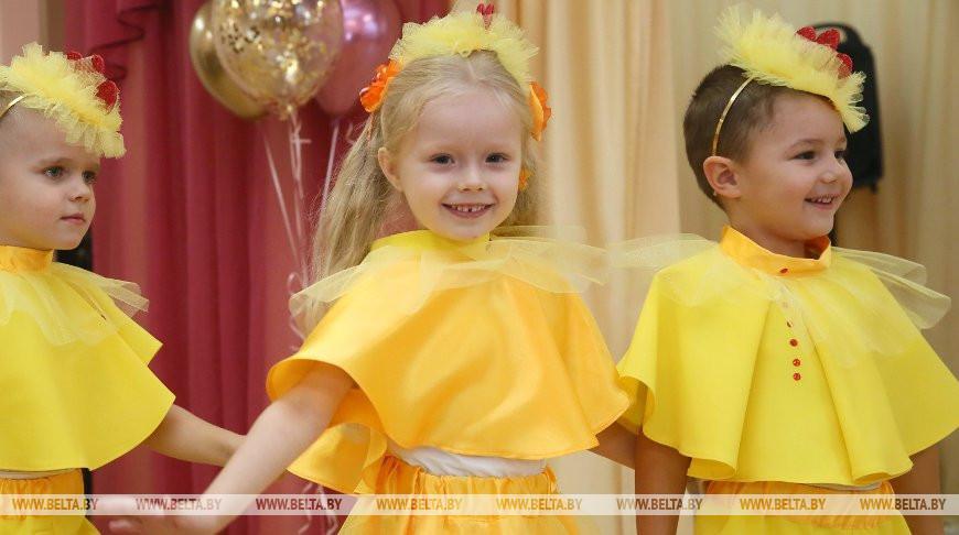Новый детский сад открылся в Лиде