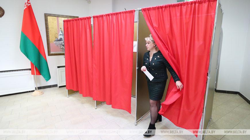 Выборы в Совет Республики прошли в Минске