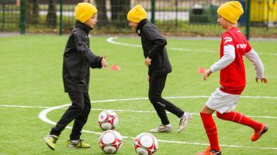 Новое мини-футбольное поле появилось в Бресте