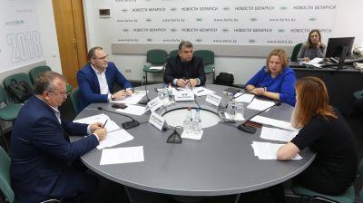 Круглый стол о водных ресурсах Беларуси прошел в БЕЛТА