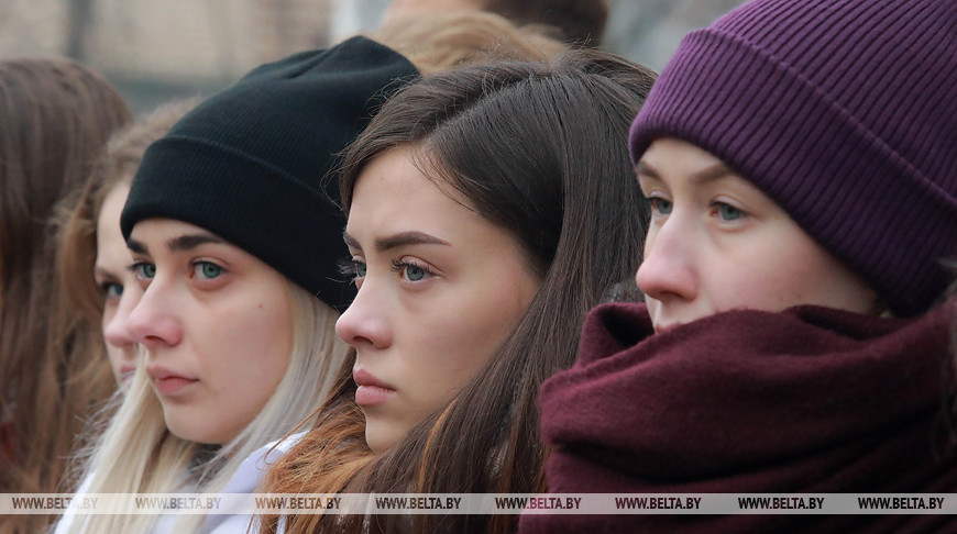"""Могилев присоединился к акции """"Во славу общей Победы!"""""""