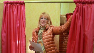 Досрочное голосование на выборах депутатов в Могилеве