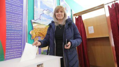 Досрочное голосование на выборах депутатов проходит в Минске