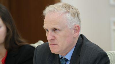 Кухарев встретился с главой представительства Всемирного банка