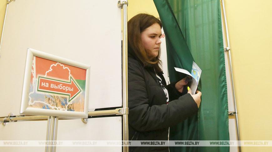 Досрочное голосование на выборах депутатов проходит в Гродно