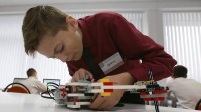 ПВТ открыл в Дрогичине STEM-центр