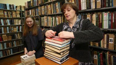 Гродненская областная библиотека начала переезд