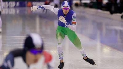 В Минске стартовал этап Кубка мира по конькобежному спорту