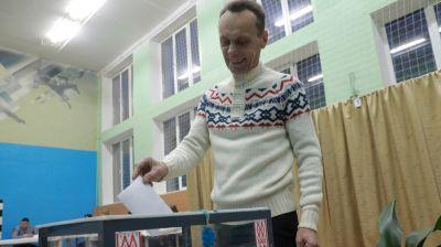 Голосование идет в Могилевском районе