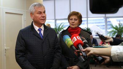 Андрейченко: в парламенте должны быть профессионалы, решающие конкретные вопросы