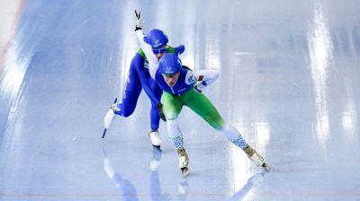 Завершился Кубок мира по конькобежному спорту в Минске
