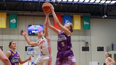 Белорусские баскетболистки победили на турнире памяти С.Халипского