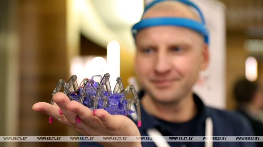 Всемирная неделя предпринимательства открылась в Беларуси