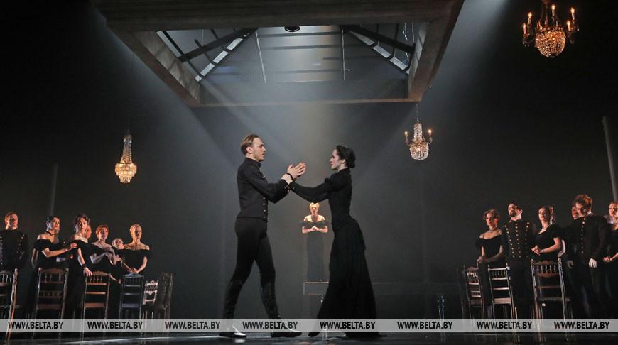 Международный фестиваль современной хореографии открылся в Витебске