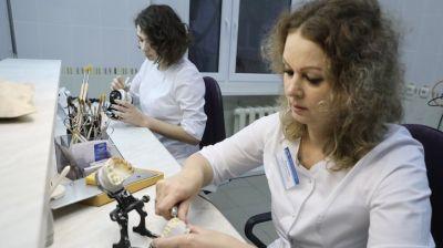 Витебские медики освоили новые методы протезирования зубов