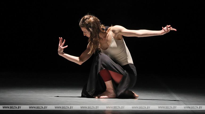 Белорусский конкурс современной хореографии проходит в Витебске