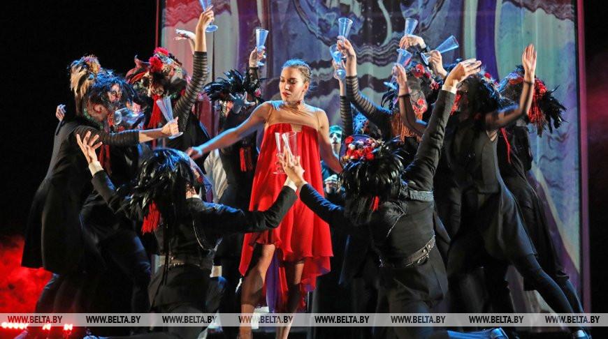 """Мировую премьеру балета """"Вий"""" показали в Витебске"""