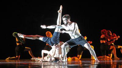 На фестивале современной хореографии в Витебске продолжаются конкурсные просмотры белорусских танцоров