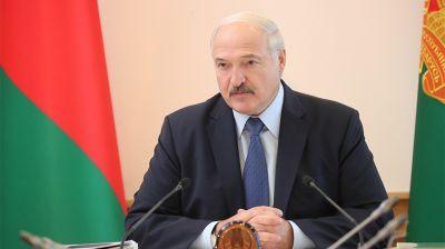 Лукашенко провел совещание по вопросам развития агропромышленного комплекса Витебской области