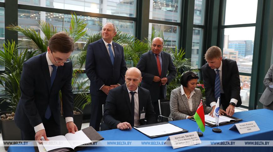 ЕБРР выделяет почти 27 млн евро для улучшения качества воды в Беларуси