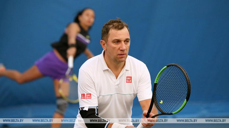 Международный теннисный турнир проходит в Гомеле