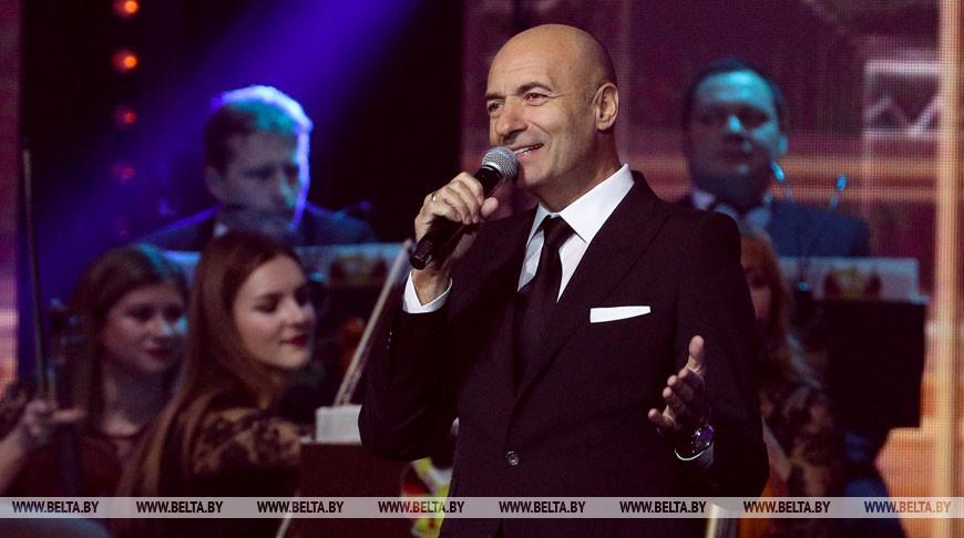 Юбилейный вечер Игоря Крутого прошел в Минске