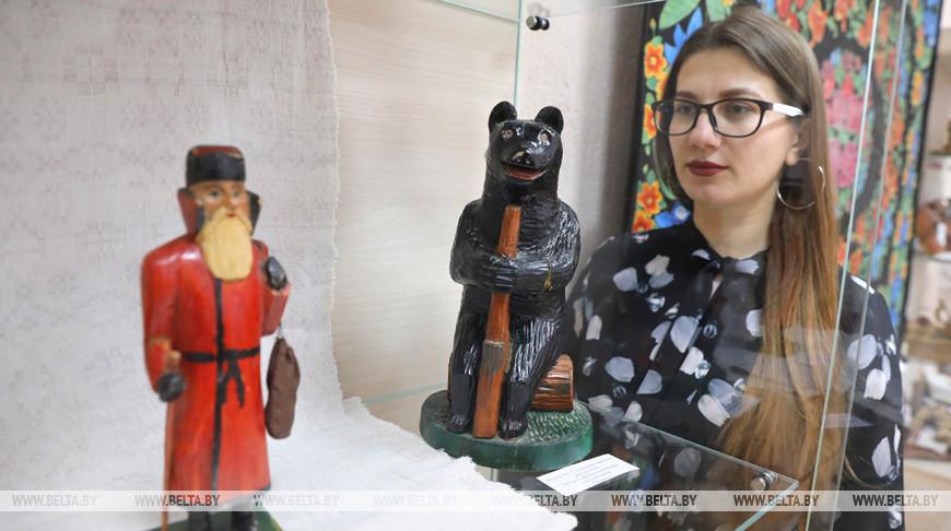"""Выставка """"Реликвия"""" открылась в Витебске"""