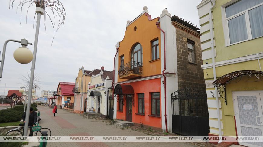 Города Беларуси. Дятлово