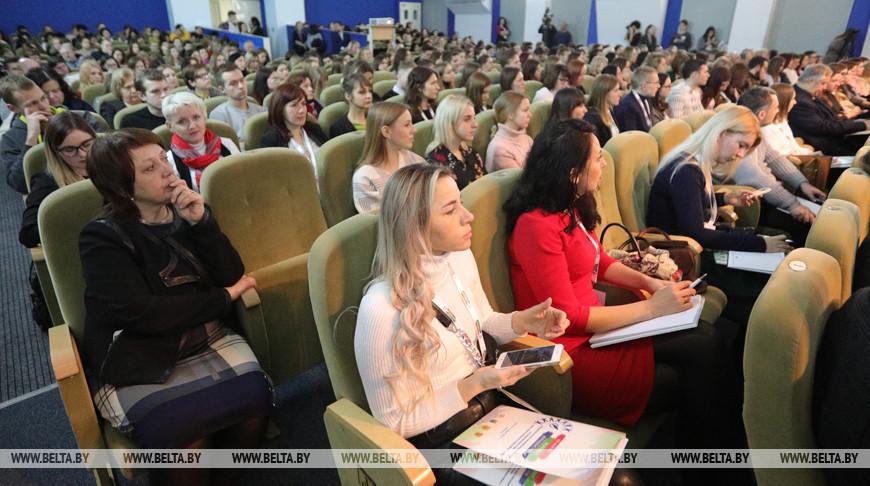 """VII Форум молодых журналистов """"Развитие отечественной журналистики на современном этапе и ее ответственность перед обществом"""" открылся в Минске"""