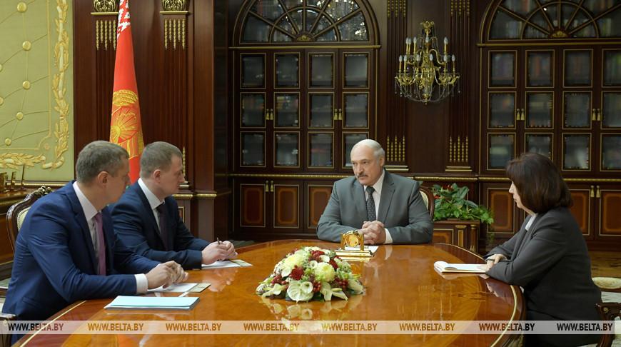 Лукашенко решил назначить Крутого первым вице-премьером, Турчина - губернатором Минской области