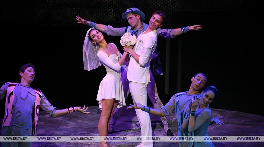 """Балет """"Орр и Ора"""" показали на сцене Большого театра"""