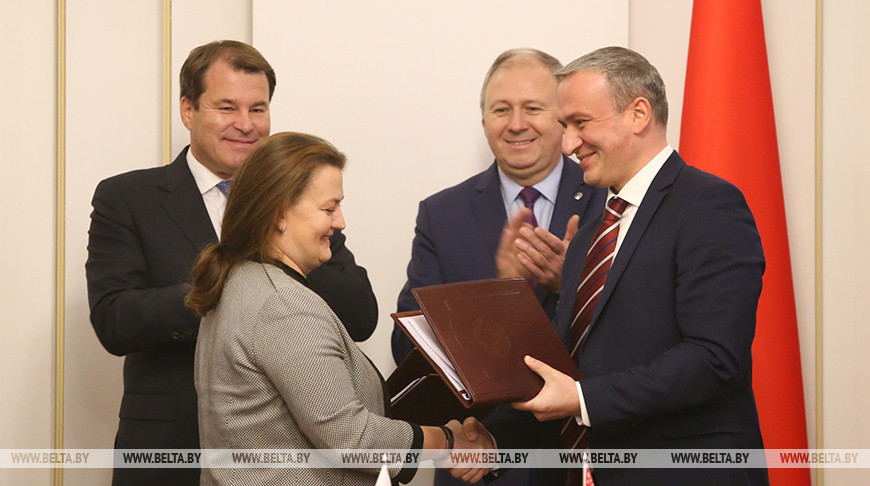 ЕБРР выделяет 259 млн евро на реконструкцию в Беларуси 12 мостов и трассы М3