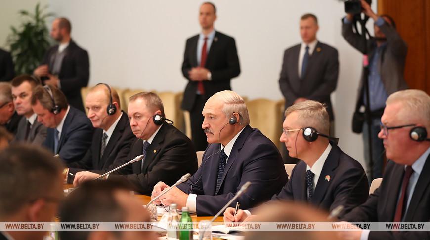 Лукашенко о белорусско-сербских отношениях: мы никогда не ставили друг другу условий