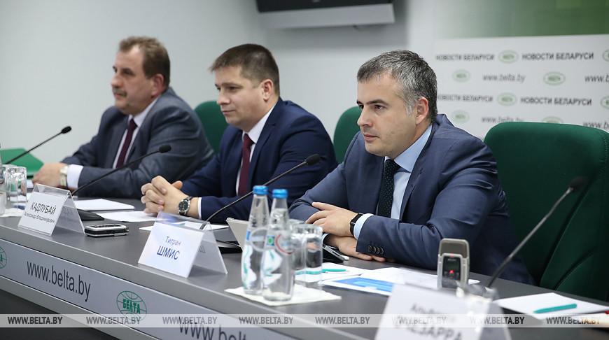 Пресс-конференция об итогах первого участия Беларуси в исследовании PISA прошла в БЕЛТА