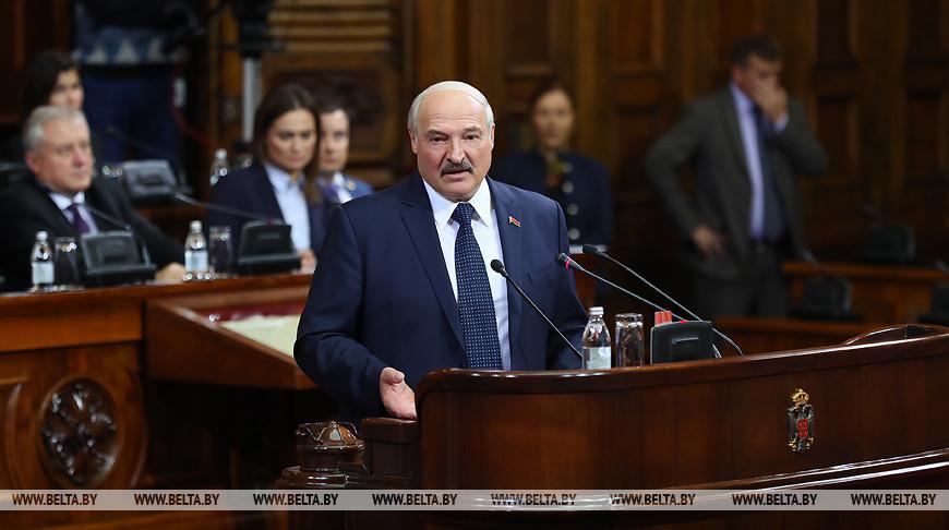 Лукашенко: главное достижение Беларуси и Сербии - возможность быть хозяевами на своей земле