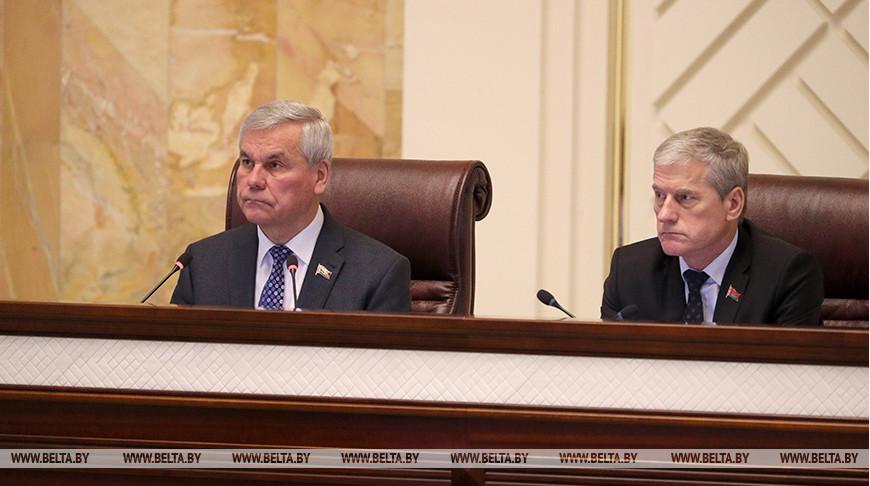 Андрейченко: депутаты уходящего созыва работали на укрепление суверенитета Беларуси